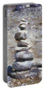 Rock Markers Photo Art 02 Portable Battery Charger