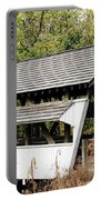 Rock Mill Covered Bridge Ohio Portable Battery Charger
