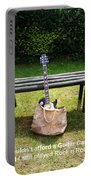 Rock N Roll Guitar In A Bag Portable Battery Charger