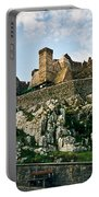 Rock Of Cashel Castle Ireland Portable Battery Charger