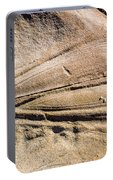 Rock Patterns Portable Battery Charger