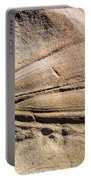 Rock Patterns Portable Battery Charger by Steven Ralser