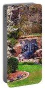 Rock Quarry Garden Portable Battery Charger