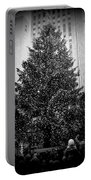 Rockefeller Christmas Tree Portable Battery Charger