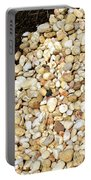 Rocks And Mulch Portable Battery Charger