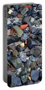 Rocks And Stones Portable Battery Charger