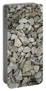 Rocks And Stones Texture Portable Battery Charger
