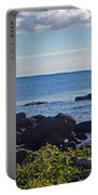 Rocks Of Lake Superior Portable Battery Charger
