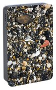 Rocks On The Beach Portable Battery Charger