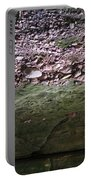 Rocks - Parfreys Glen - Wisconsin Portable Battery Charger