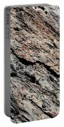 Rocks Texture Portable Battery Charger