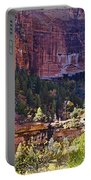 Rocky Cliff - Zion Portable Battery Charger