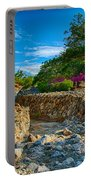 Rocky Garden Walk Portable Battery Charger