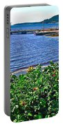 Rocky Harbour Roses-nl Portable Battery Charger