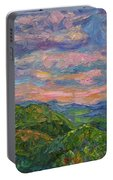 Rocky Knob Evening Portable Battery Charger