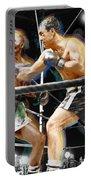 Rocky Marciano V Jersey Joe Walcott Portable Battery Charger