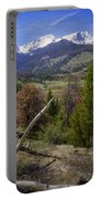 Rocky Mountain National Park Portable Battery Charger