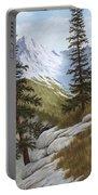 Rocky Mountain Solitude Portable Battery Charger