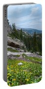 Rocky Mountain Summer Portable Battery Charger