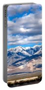 Rocky Mountains Portable Battery Charger