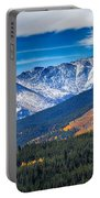 Rocky Mountains Independence Pass Portable Battery Charger