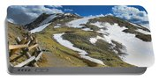 Rocky Mountains Path Portable Battery Charger