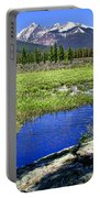 Rocky Mountains River Portable Battery Charger