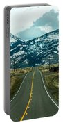 Rocky Mountains Road Portable Battery Charger