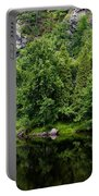 Rocky River Reflection Portable Battery Charger