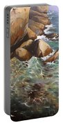 Rocky Shore Portable Battery Charger
