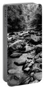 Rocky Smoky Mountain River Portable Battery Charger