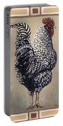 Rocky The Rooster Portable Battery Charger