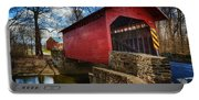Roddy Road Covered Bridge Portable Battery Charger