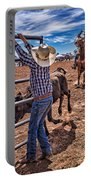 Rodeo Gate Keeper Portable Battery Charger