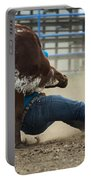 Rodeo Getting Down Portable Battery Charger