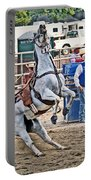 Rodeo Horse Cheers Portable Battery Charger