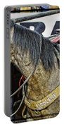 Rodeo Horse Two Portable Battery Charger