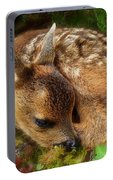 Roe Deer Fawn Portable Battery Charger