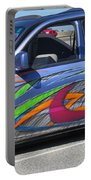 Rolling Art Lowrider Portable Battery Charger