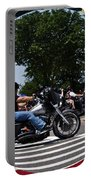 Rolling Thunder Salute Portable Battery Charger