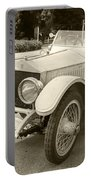 Rolls Royce Silver Ghost  Portable Battery Charger