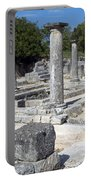 Roman Columns Portable Battery Charger