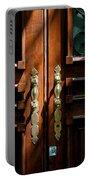 Roman Doors Portable Battery Charger