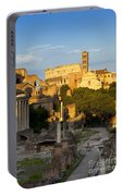 Roman Forum Portable Battery Charger