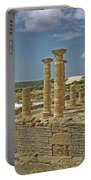 Roman Ruins Of Baelo Claudia Portable Battery Charger