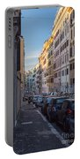 Roman Street Portable Battery Charger
