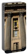 Roman Style Columns Portable Battery Charger