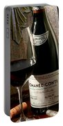 Romanee Conti Portable Battery Charger