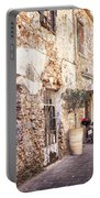 Romantic Chania Street Portable Battery Charger