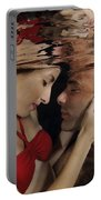 Romantic Couple Underwater Portable Battery Charger